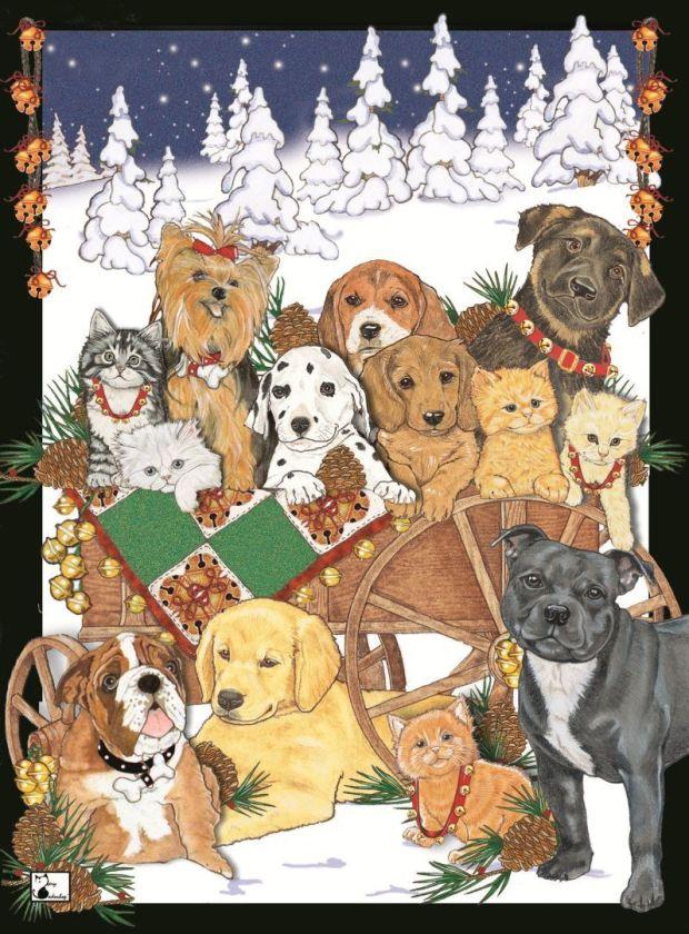 Holiday Card Humane Society Of Missouri News