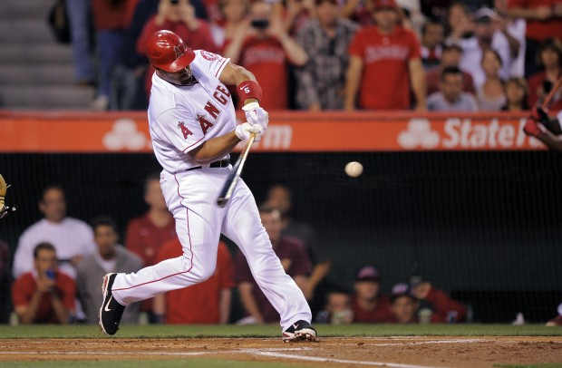 Image result for albert pujols angels