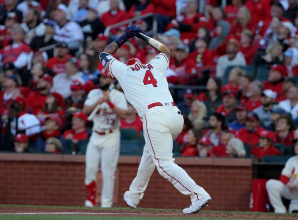 Nationals grab commanding 2-0 lead in NLCS by shutting down Cardinals again