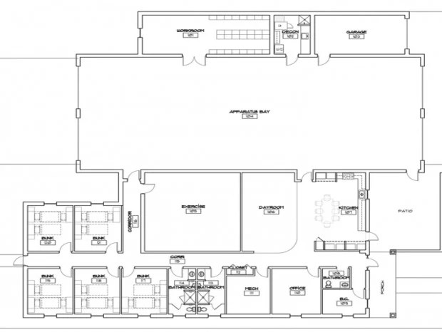 Central County Proposes New Fire Station In St. Peters