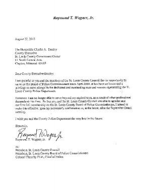 resignation letter from church leadership | Docoments Ojazlink