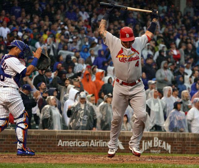 St Louis Cardinals Vs Chicago Cubs