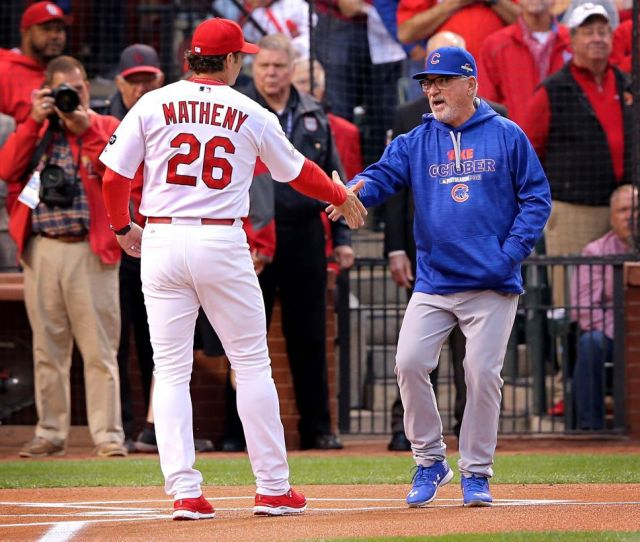 Cardinals Will Open At Home Vs Cubs In  St Louis Cardinals Stltoday Com