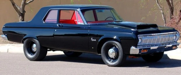 The 1964 Plymouth Savoy was plain  but fast   Automotive   stltoday com 1964 Plymouth Savoy