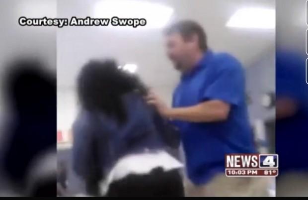 Classroom incident