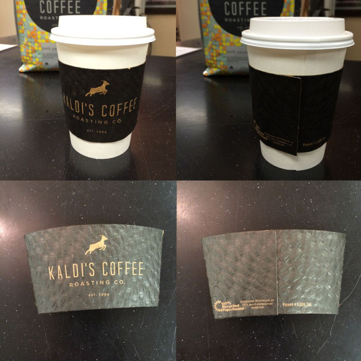 kaldi s recalls coffee cup sleeves that