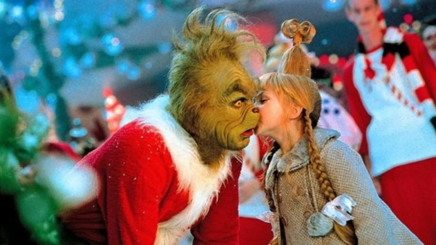 "9 Reasons Why Jim Carrey Nailed ""Grinch"""