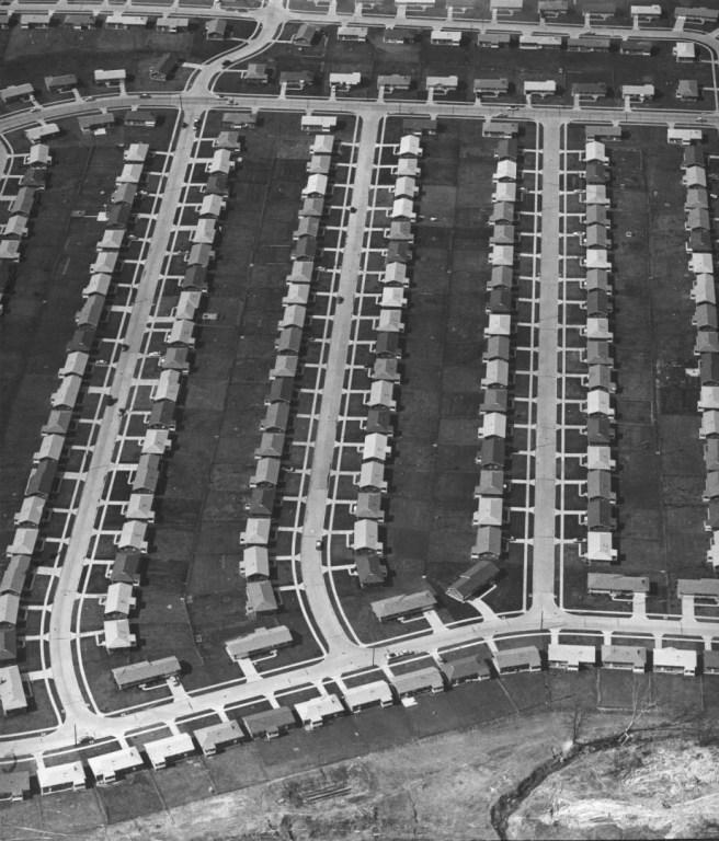 Ferguson subdivision, 1958