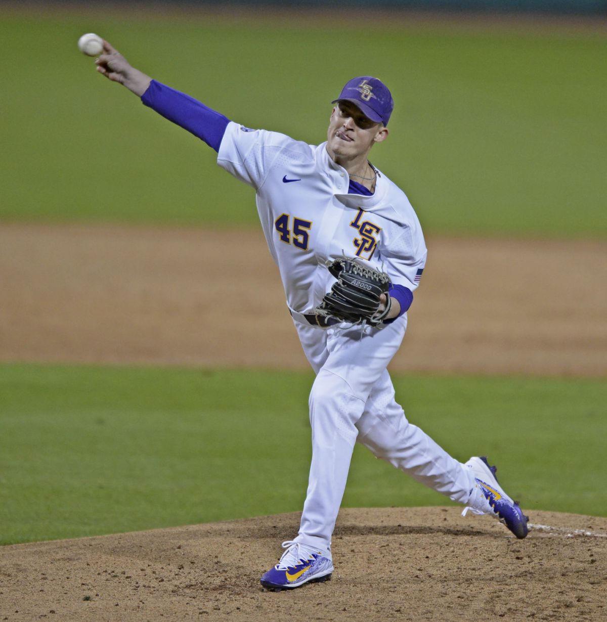 Here's LSU baseball's pitching plan with busy 5-game week ...