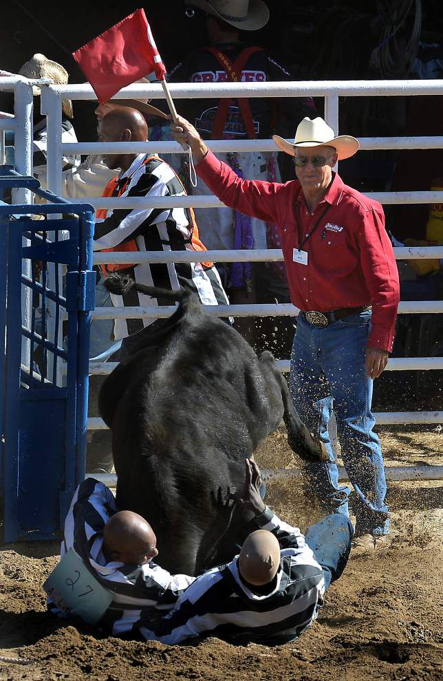 Angola Prison Rodeo Lives Up To Its Name Wildest Show In