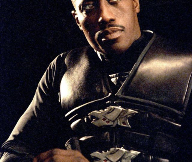 Without Blade The Marvel Cinematic Universe And Black Panther Wouldnt Exist Entertainment Life Theadvocate Com