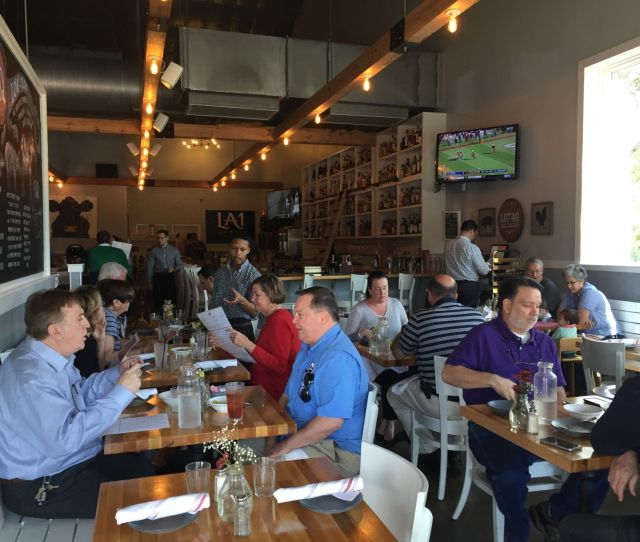 Baton Rouges Brq Seafood And Barbeque To Open Denham Springs Location This Fall Food Restaurants Theadvocate Com