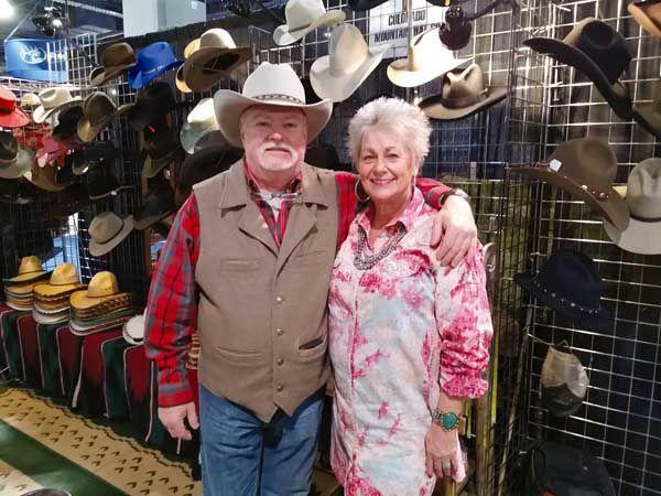 Colorado Mountain Hats Of Fairplay Turns Heads In Las Vegas News Theflume Com