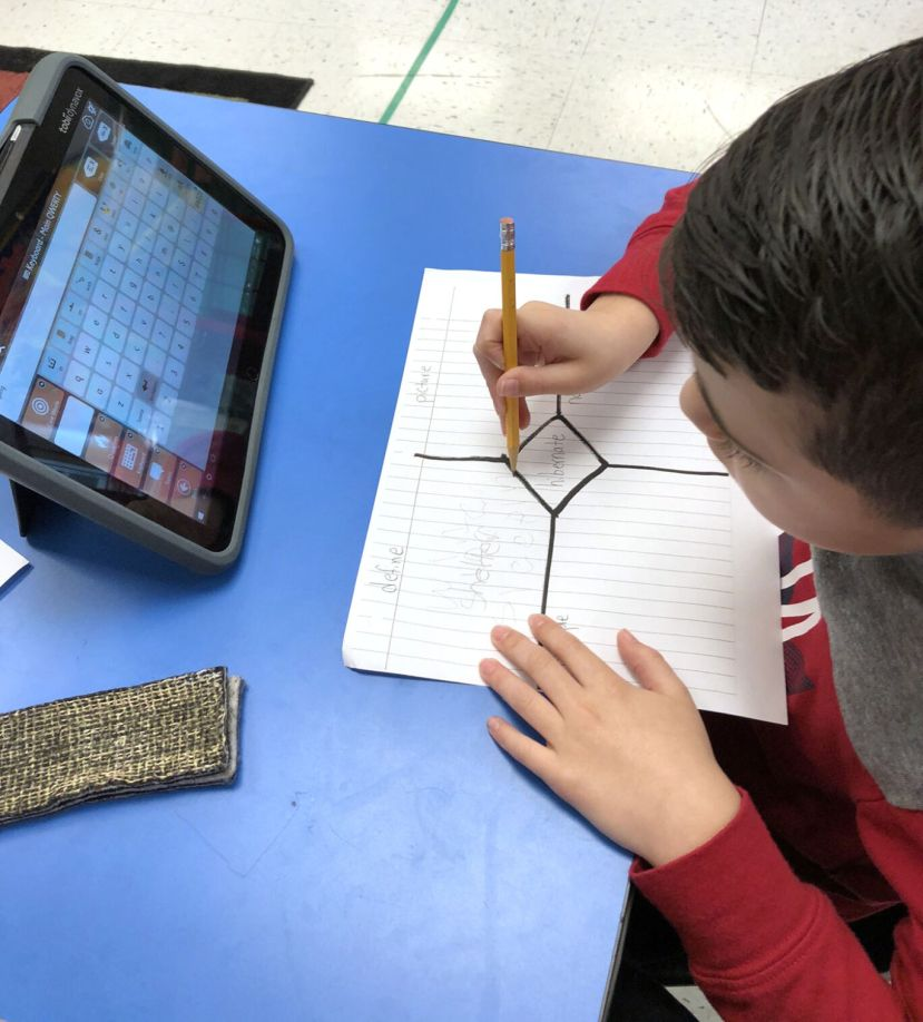 Technology another tool to teach, reach special ed…