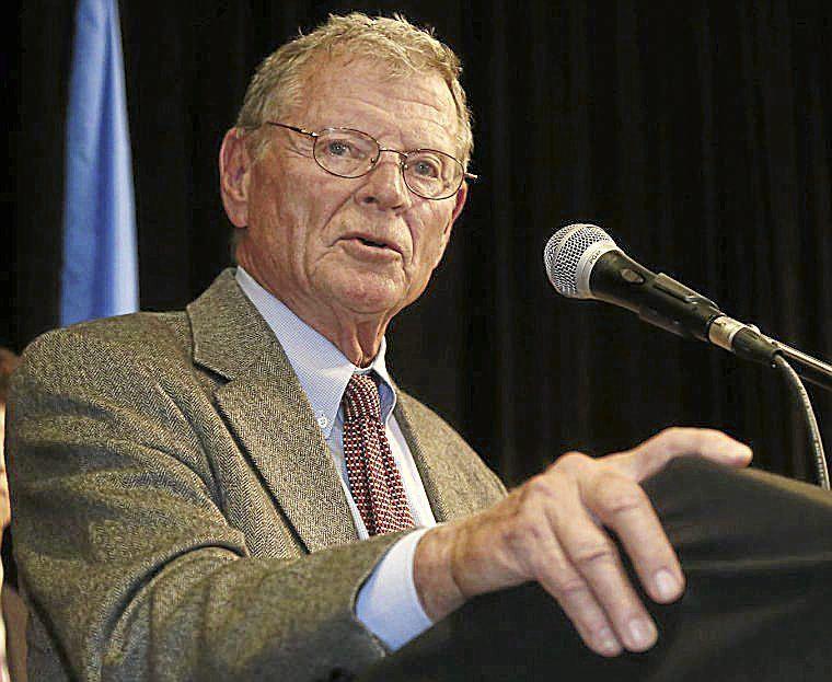 U.S. Sen. Jim Inhofe