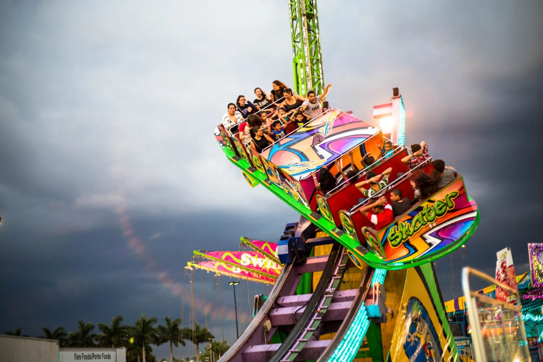 Photo Gallery 5 New Tulsa State Fair Rides You Need To See