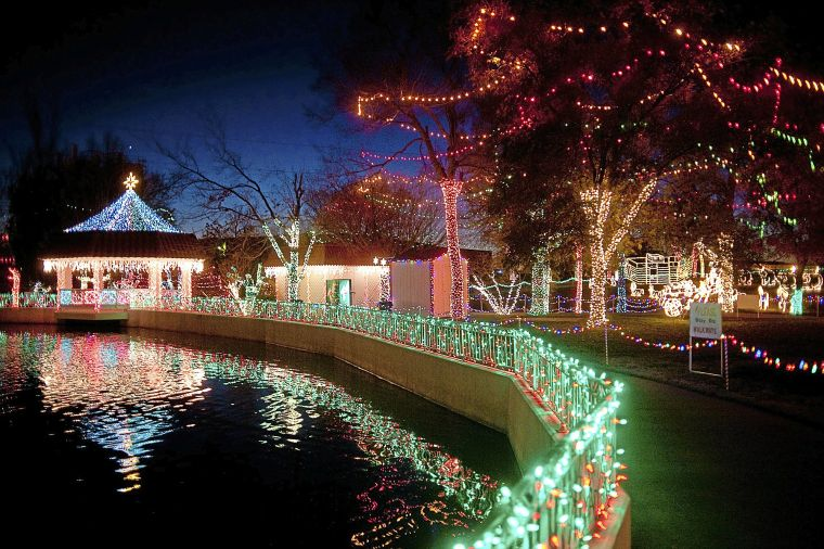 Rhema Christmas Lights