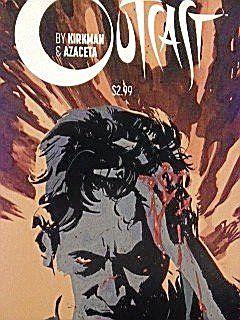 Outcast comic book