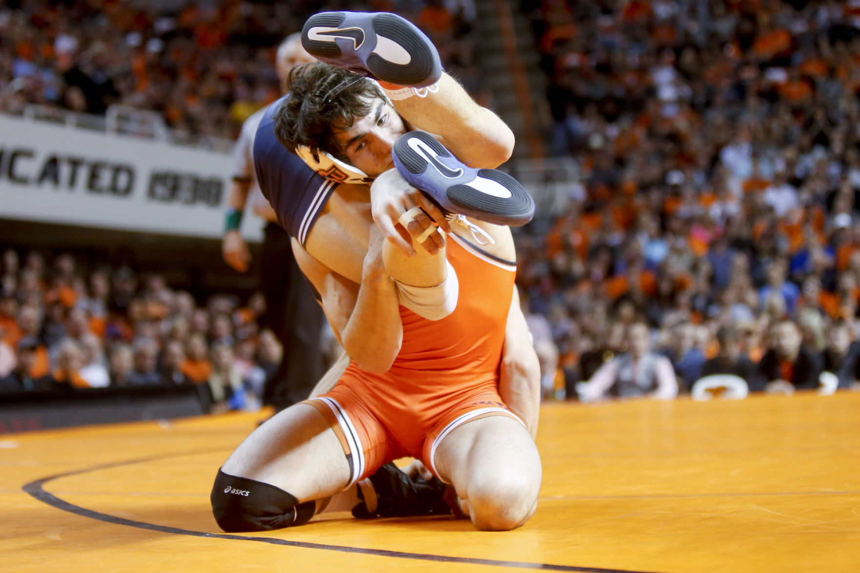 Wrestling Photo Gallery OSU Loses National Duals To
