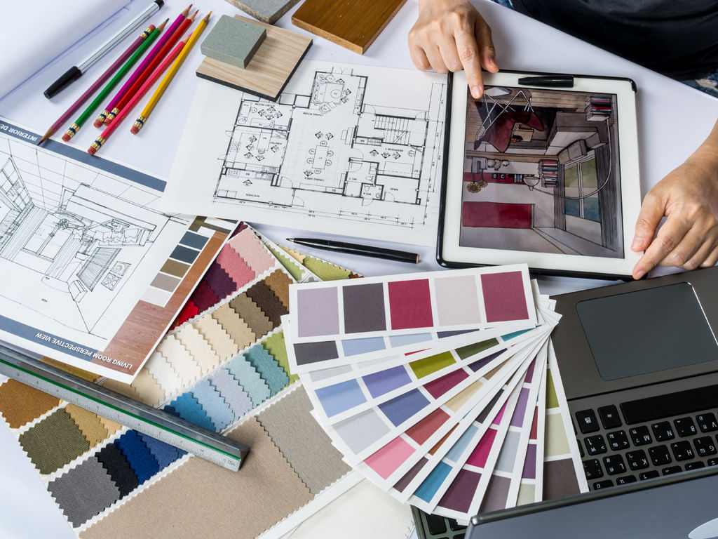 Interior Design Major Gives Students Family Feel