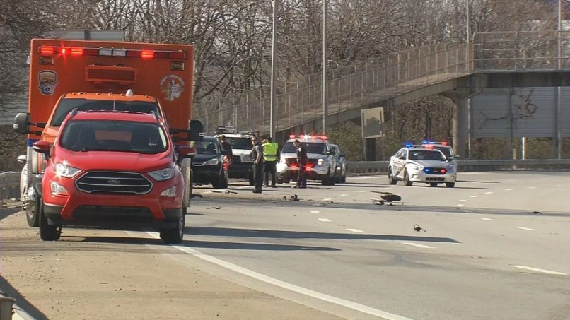 Man Killed In I 64 Motorcycle Accident