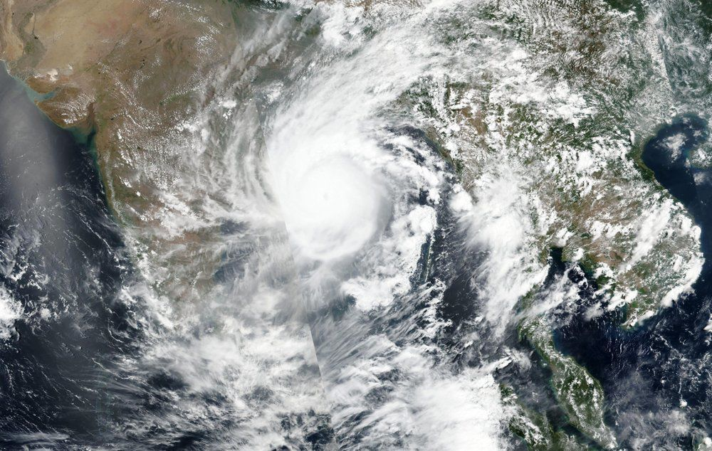 Telugu Agriculture News - AP Under Distress With Cyclone