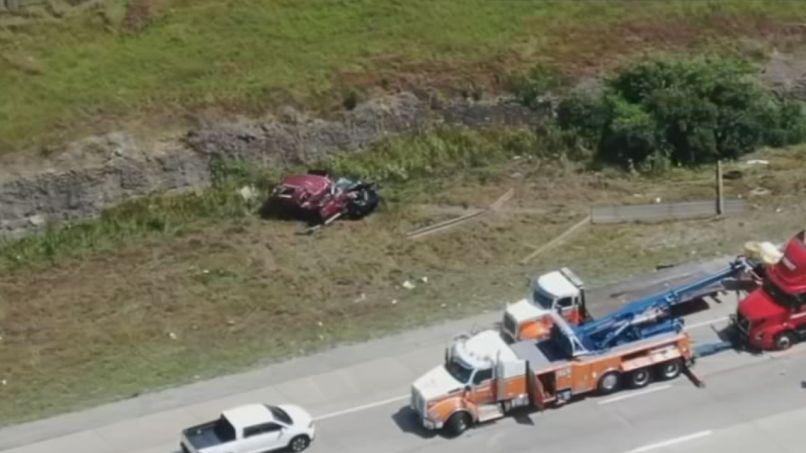 Fatal Crash On I 65 In Shepherdsville