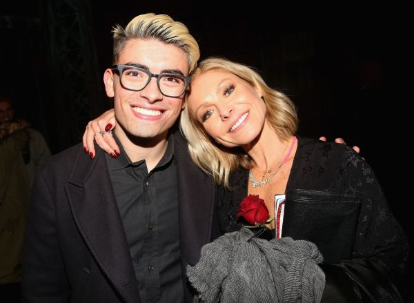 Kelly Ripa says her son is experiencing