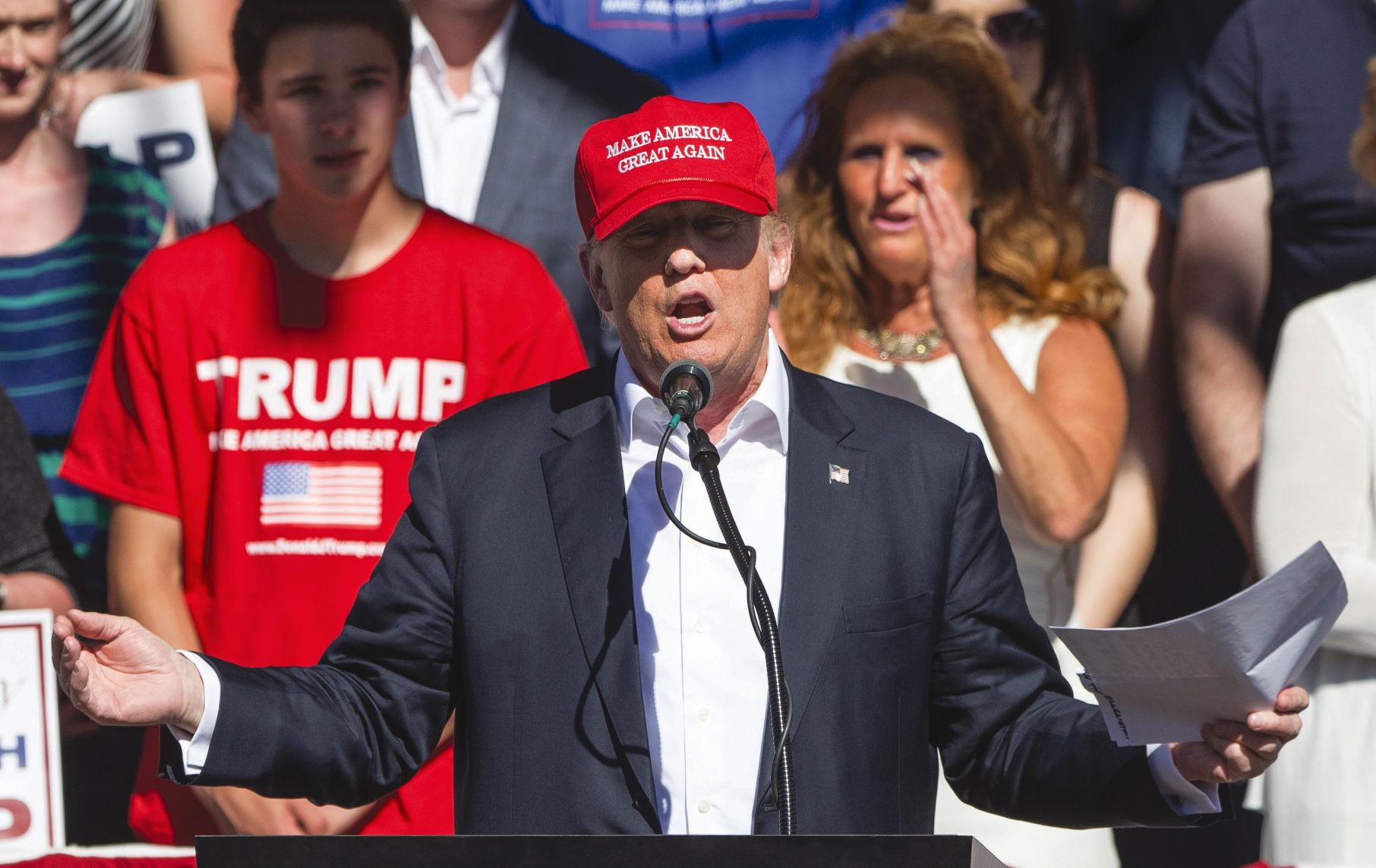 Image result for washington for trump rally