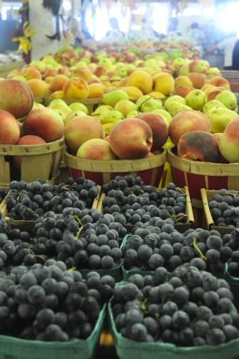 Fresh summertime fruit!