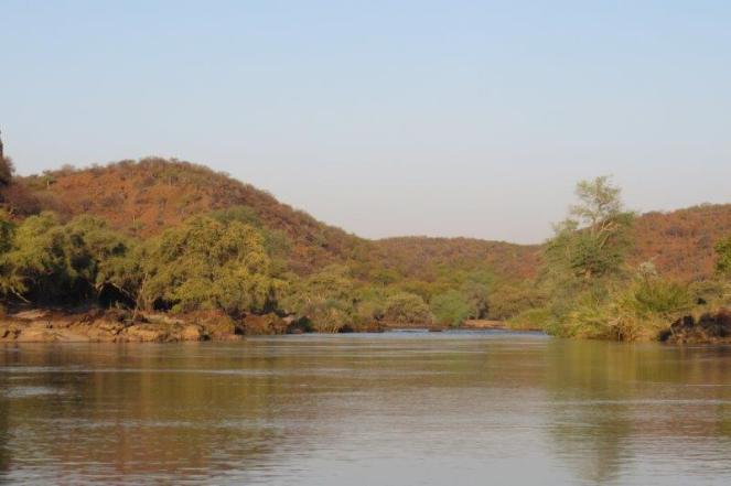 Sunset Cruise - Kunene River Lodge