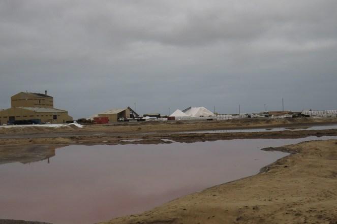 Walvis Bay Salt Works