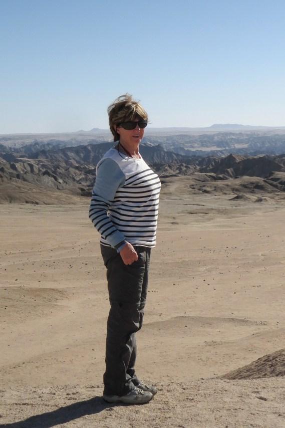 What a view!. Swakopmund