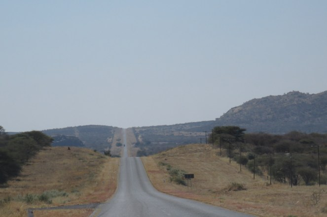 On the way to the Waterberg