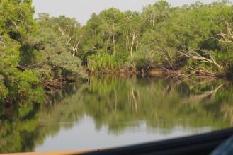 en route to Pine Creek