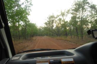 Road to Gubara