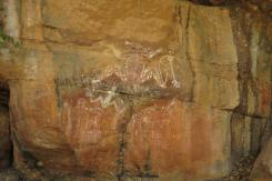 Rock Art - Nourlangie