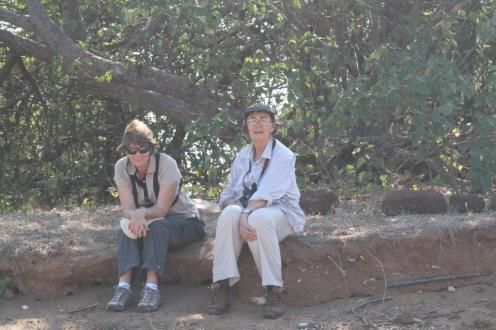 Sally and Mary - BirdingPal