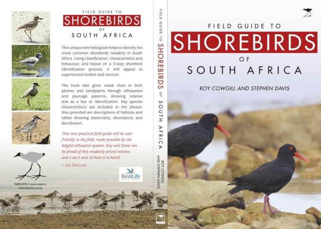FIELDGUIDE TO SHOREBIRDS OF SOUTH AFRICA