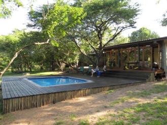 Khangela Lodge Pool