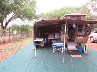 Our Campsite