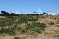 Entrance to access the Little Penguins beach