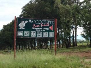 Woodcliffe Signage