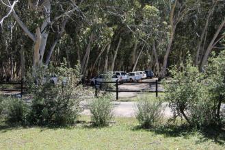 Garden Castle parking