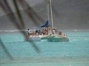 Mammee Bay activity