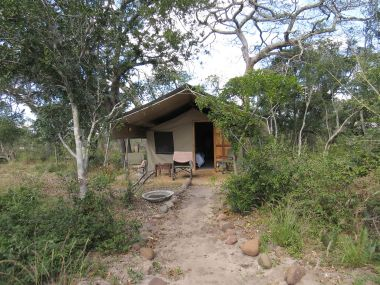 Our tented camp No. 2