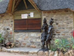 Epupa Falls reception