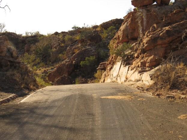 Downhill to Leokwe