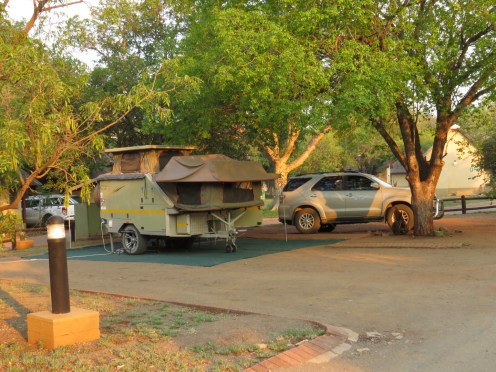 Lower Sabie campsite
