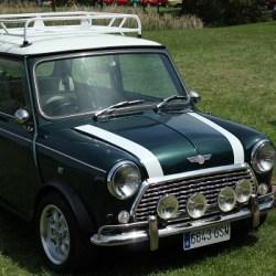 Restauración integral de coches clásicos en BL Spares